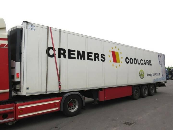 Schmitz Cargobull Kuhlaufieger mit Thermoking SLX-E 300 - 2014