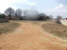 Stand for Sale in Vaalpark