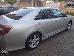 Used 2012 Tokunbo Silver Toyota Camry [SPORTS EDITION]