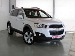 2013 Chevrolet Captiva 2.4LT