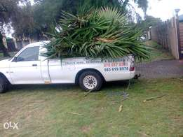 Tree felling & stump removal. Garderng/refuse removal. Paving