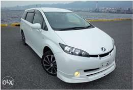 Toyota wish 2010model KCP