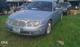 Rover 75 for sale. Neat
