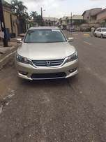 Imported Honda Accord(2014)for give away