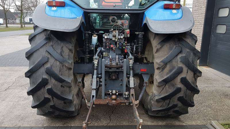 New Holland Tm150 - 2001 for sale - Specifications | Tradus