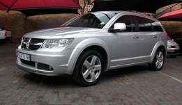 2011 Dodge Journey 2.7 RT A/t R159 900