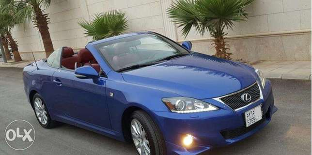 Lexus IS300C 2014 Cabriolet