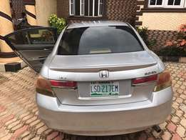 Super clean honda accord 010 model for sale buy an use