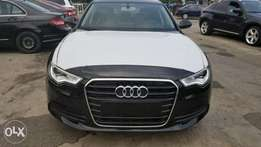 One month used 015 Audi A6,fulloption