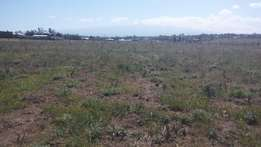 5 acres in Nanyuki town at 4.5m, 1 km away from CBD