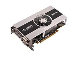 Amd HD 7850 XFX Ghost edition Graphics card