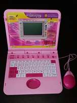 Brand New kids learning laptop Computer Pink