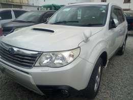 Subaru Forester 2009 with turbo
