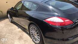 2012 Porsche Panamera Available