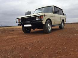 Range Rover Classic V8 3.5L for sale