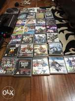 PS3 and 11 game pack including fifa collection- 19,000