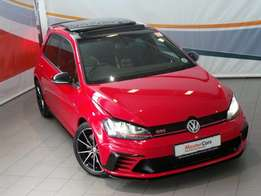 2016 VW Golf Clubsport