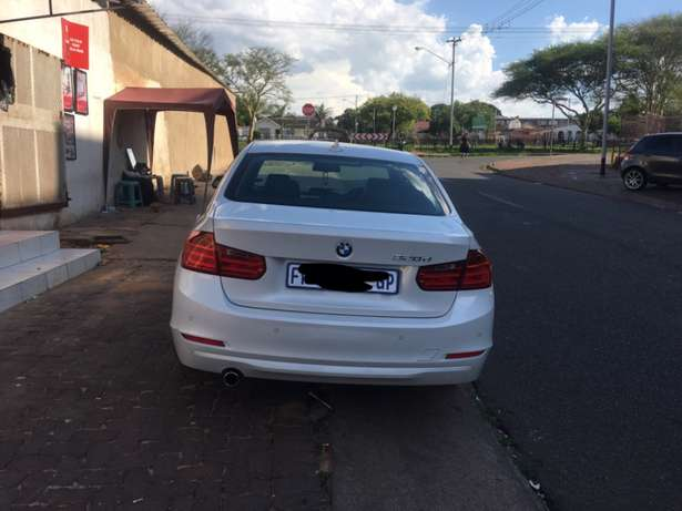 BMW 320 D auto f30 for cheap price Claudius - image 1