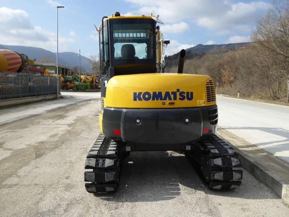 Komatsu PC 80 MR-3 - 2015 - image 4