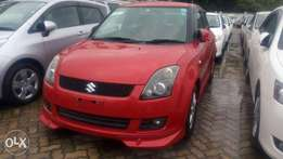 Suzuki swift Red colour Hire Purchase acceptable