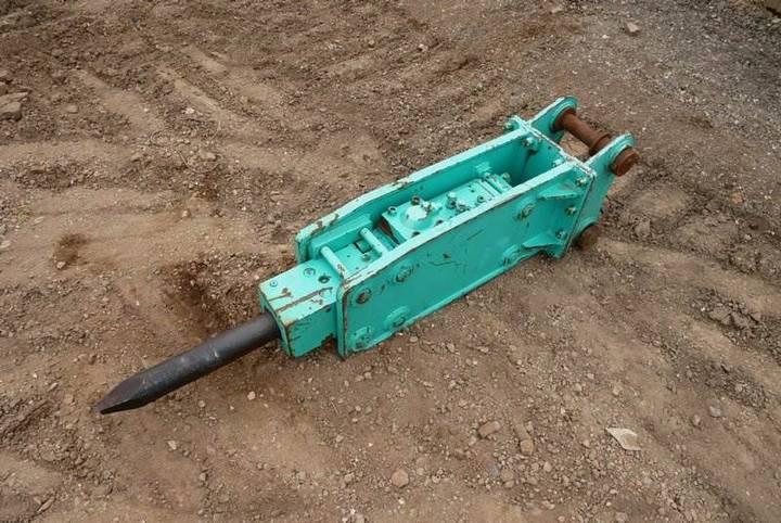 Hydraulic Breaker Sd75 To Suit 6 - 10 Ton Excavato