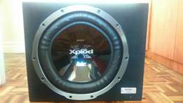 """Sony 15"""" Subwoofer (limited edition)"""