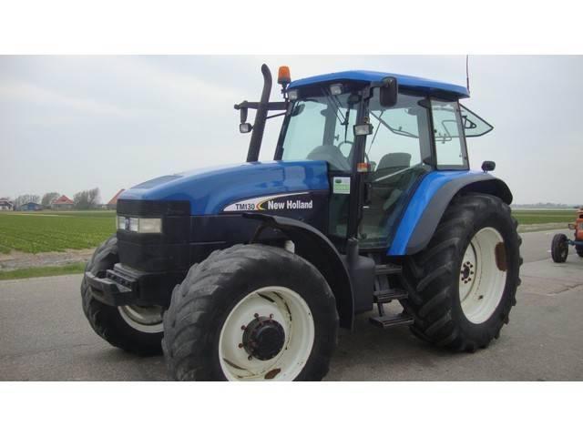 New Holland Tm 130 - 2003