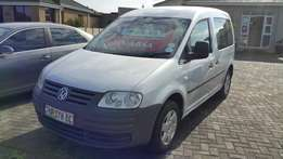 2005 VW Caddy 1.9TDI
