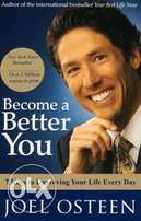 Become a Better You By:Joel Osteen