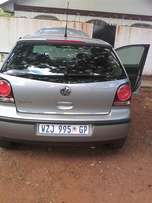 2008 model vw polo 1.4 engine trandlined for sale