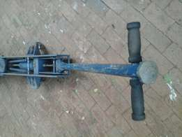 25ton Trolley Jack (Adendorf Tools and Machine's )