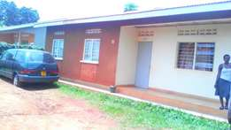 Nalya house on sale with 3 bedrooms,store,sitting room,toilet and bath