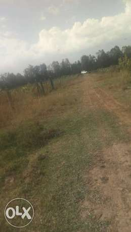 50*100 plot for sale in Nyeri county . Gachika - image 1