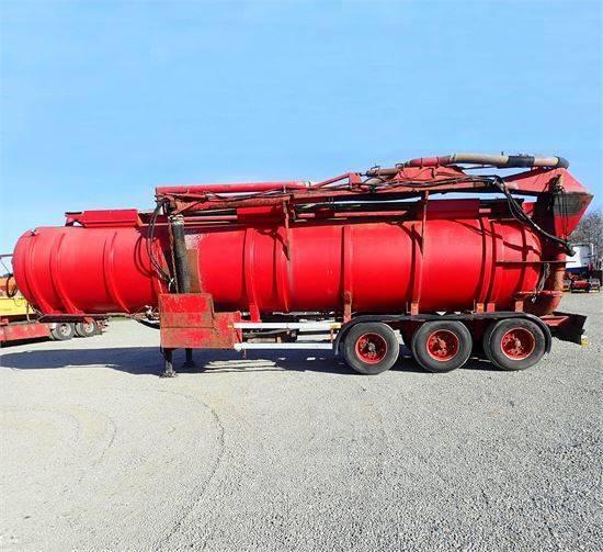 Tranders 30.000 Liter - 1987
