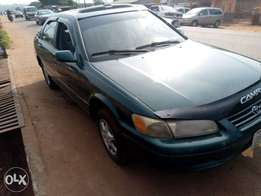 Registered 1999 Toyota camry green colour