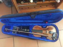 Violin and Hardcase