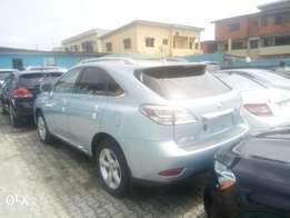 Lexus Rx350 foreign used 2010model for sale