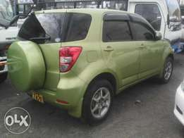 Toyota Rush Fully Loaded Very Clean,accident free,original paint