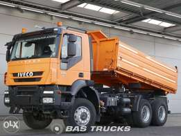 IVECO Trakker AD260E41 - To be Imported