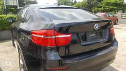 011 model BMW X6 for sale full options just like tokunbo
