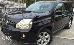 NISSAN Xtrail 2008 accident free