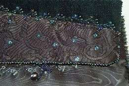 beaded evening bagad 793