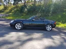 Selling my Dream Car due to upgrade 2002 Mercedes slk200