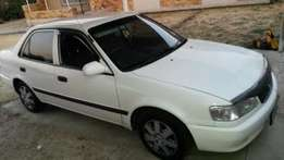 20 V Toyota Corolla Rsi Service History An Accident Free For R20999