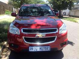 2014 Chevrolet Trailblazer 2.5 LT ,mileage 80000 for sale