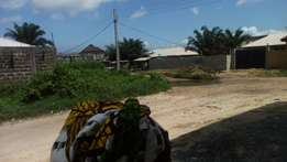 A Cornerpiece Plot Of Land Is Available For Sale In Sangotedo, Ajah