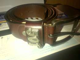 LEVI'S belts 100% genuine leather 2500 each for sale