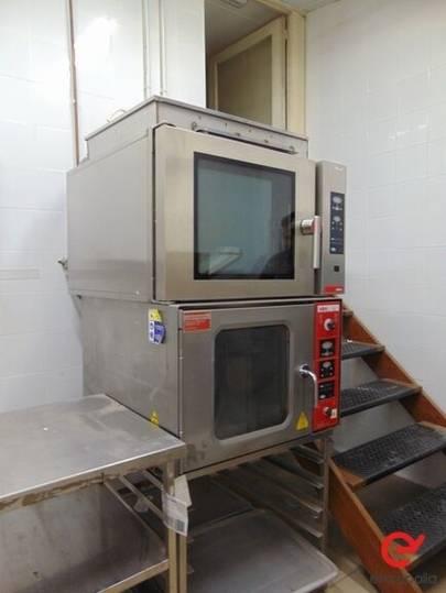 Sale obrador de supermercado industrial equipment for  by auction