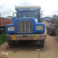 Light Blue R Model Tipper Truck