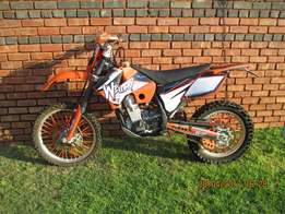 KTM 450 EXC 2006 For sale